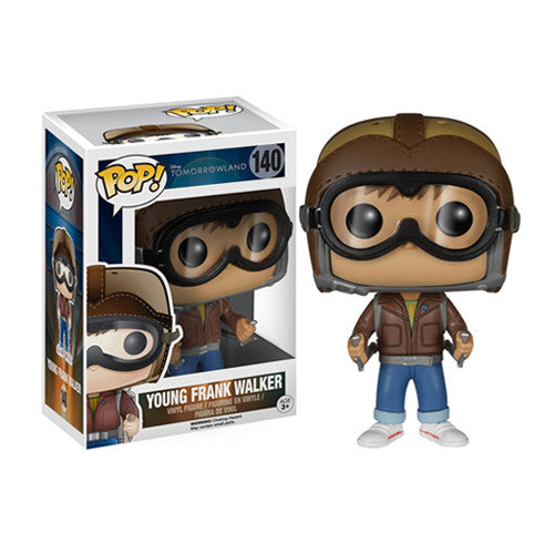POP! Disney: Young Frank Walker Vinyl Figure
