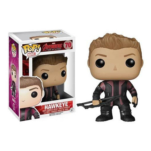 POP! Marvel (Age of Ultron): Hawkeye Vinyl Figure
