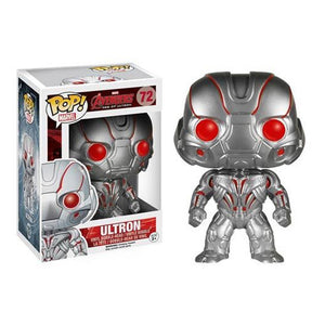 POP! Marvel (Age of Ultron): Ultron Bobble Head Vinyl Figure