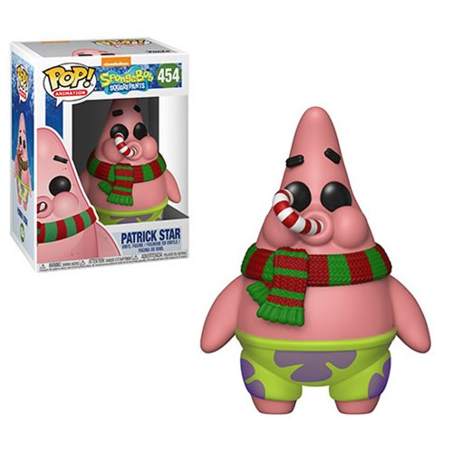 POP! Animation - SpongeBob Holidays: Patrick Star #454