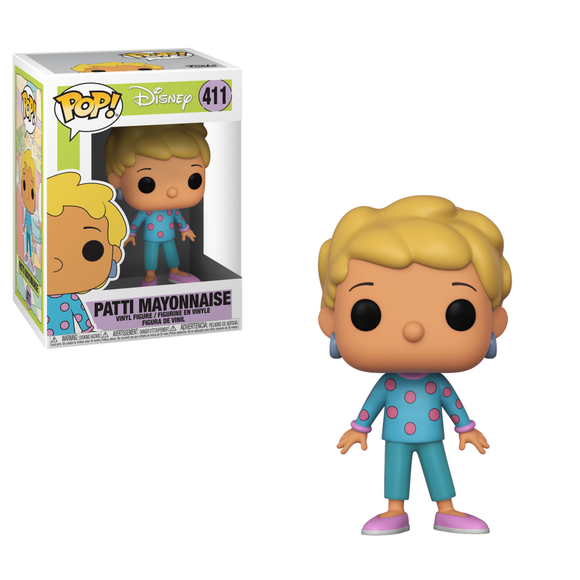 POP! Disney - Doug: Patti Mayonnaise #411