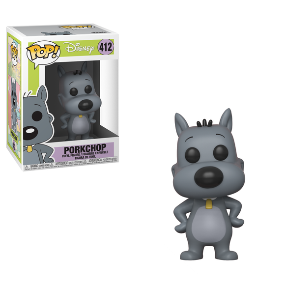 POP! Disney - Doug: Porkchop #412 (NON CHASE)