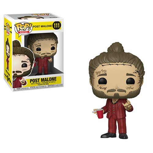 POP! Rocks - Post Malone #111