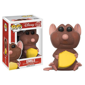 POP! Ratatouille: Emile Vinyl Figure