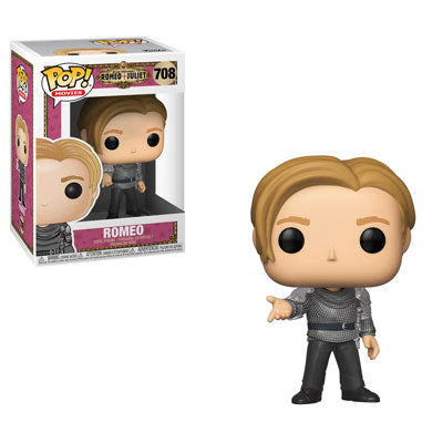 POP! Movies - Romeo and Juliet: Romeo #708