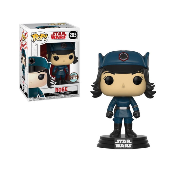 POP! Star Wars - The Last Jedi: Rose Specialty Series #205