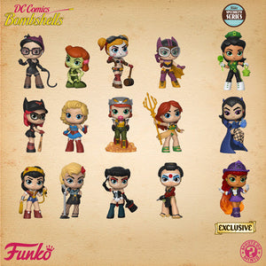 Specialty Series DC Comics Bombshells Mystery Minis
