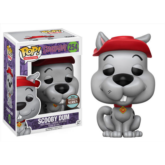 POP! Scooby Doo: Scooby Dum Specialty Series #254