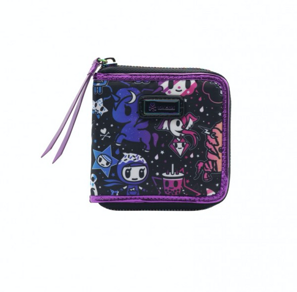 Galactic Dreams Zip Around Wallet