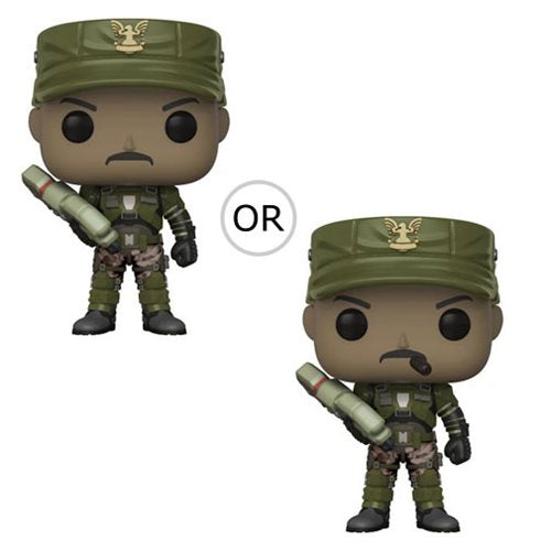 POP! Games - Halo: Sgt Johnson #08 (NON CHASE)