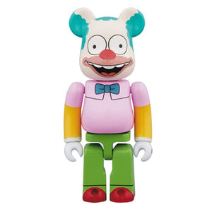 The Simpsons - Krusty the Clown 400% Bearbrick Figure