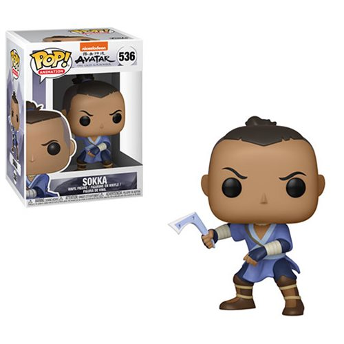 POP! Animation - Avatar: The Last Airbender: Sokka #536