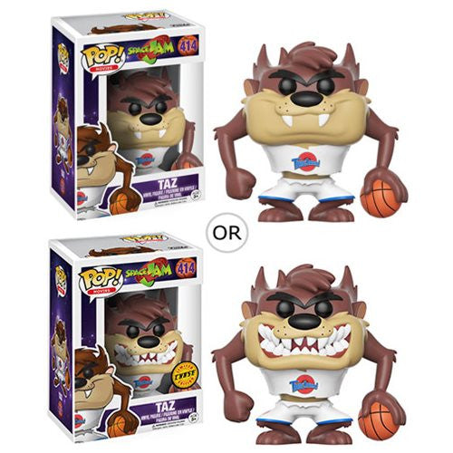 POP! Space Jam: Taz Vinyl Figure (Non-chase)