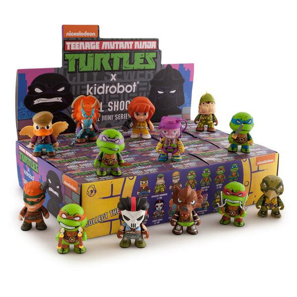 TMNT Shell Shock Mini Series