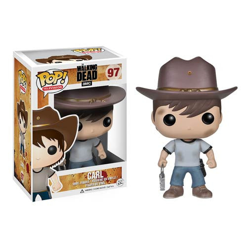POP! The Walking Dead: Carl Vinyl Figure
