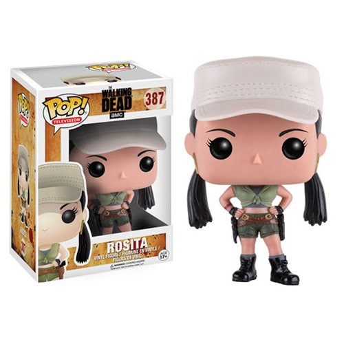 POP! The Walking Dead: Rosita Vinyl Figure