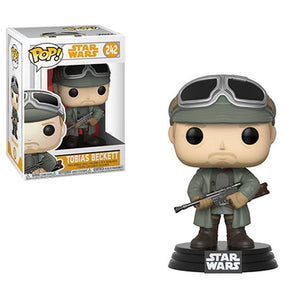 POP! Star Wars - Solo Movie: Tobias Beckett #242