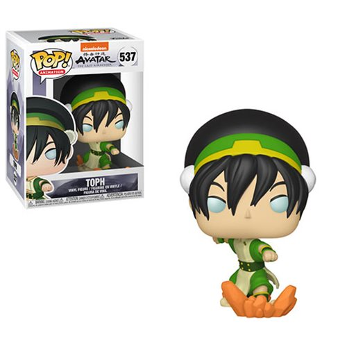 POP! Animation - Avatar: The Last Airbender: Toph #537