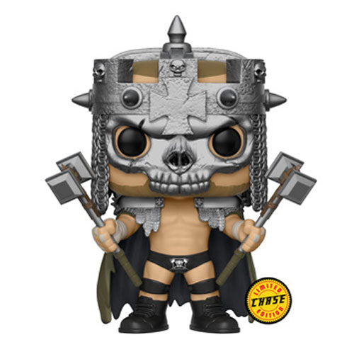 POP! WWE: Triple H Skull King Chase #52