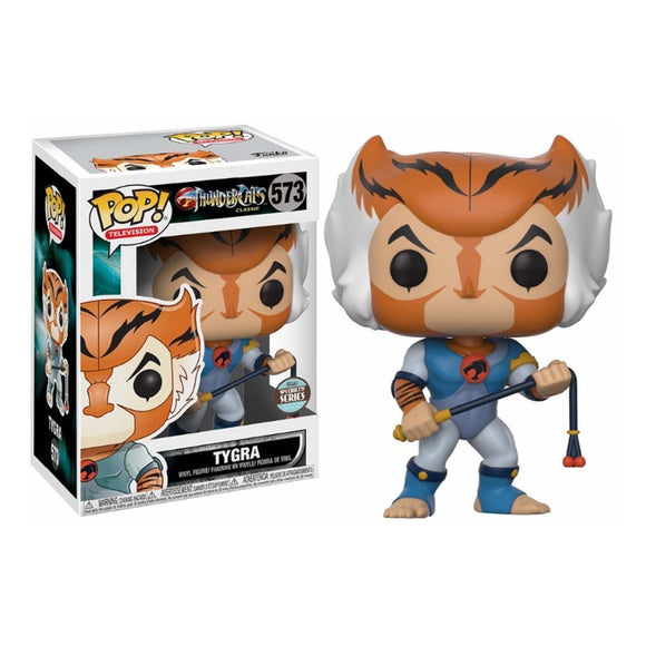 POP! TV - Thundercats: Tygra Vinyl Figure Specialty Series #573