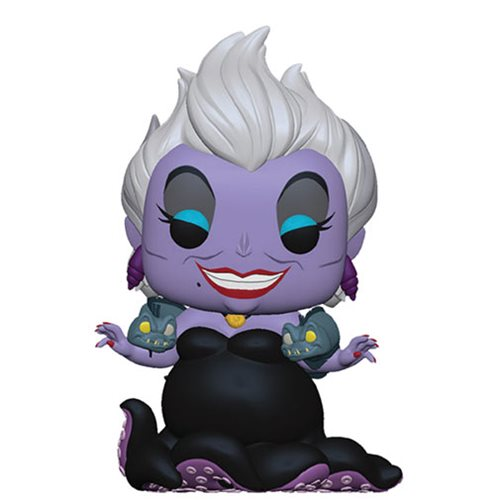 POP! Disney - The Little Mermaid 30th Anniversary: Ursula w/ Eels #568