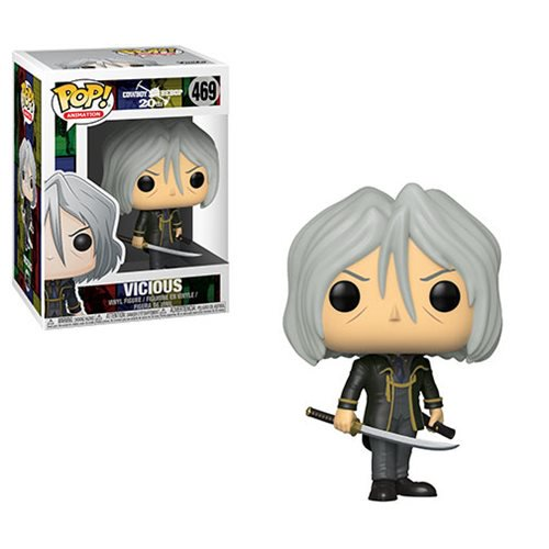POP! Anime - Cowboy Bebop 20th Anniversary: Vicious #469