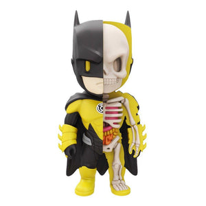 "XXRay: Yellow Lantern Batman 4"" Vinyl Figure"