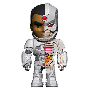 "XXRay Cyborg 4"" Vinyl Figure"