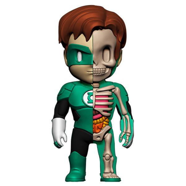 "XXRay Green Lantern 4"" Vinyl Figure"