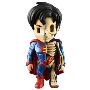 "XXRay Superman 4"" Vinyl Figure"