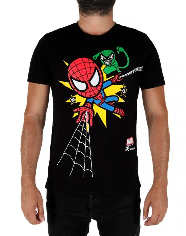 Action Spidey Tee