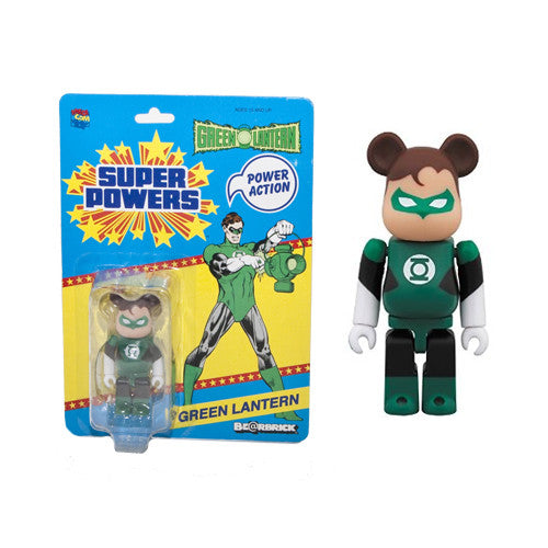 DC Super Powers Green Lantern Bearbrick - San Diego Comic-Con 2014 Exclusive