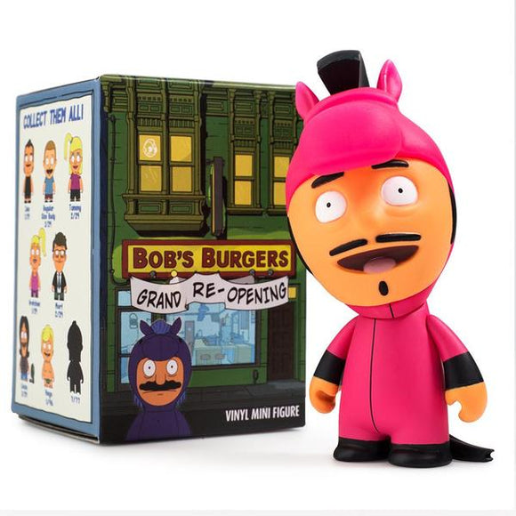 Bobs Burgers Series 2 Blind Box Mini Series