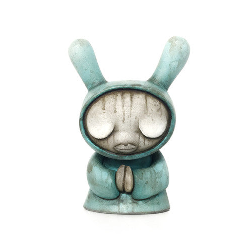 "Dear God Custom 3"" Dunny"