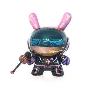 "Captain Star Banger - Custom 3"" Dunny"