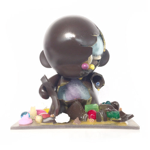 "Death by Candy - Custom 7"" Munny"
