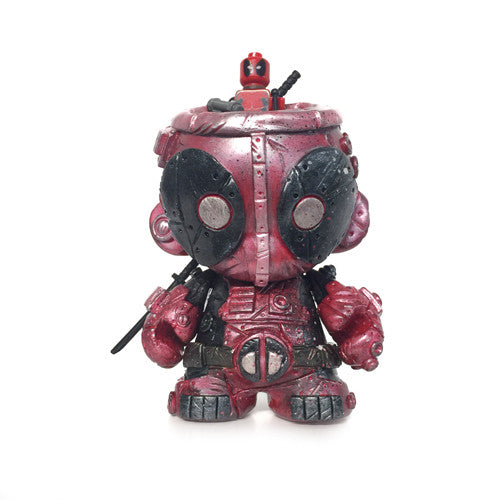 "Deadpool Mecha - Custom 4"" Munny"
