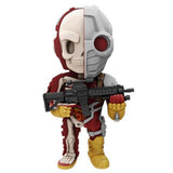 "XXRay Deluxe: Deadshot 4"" Vinyl Figure"