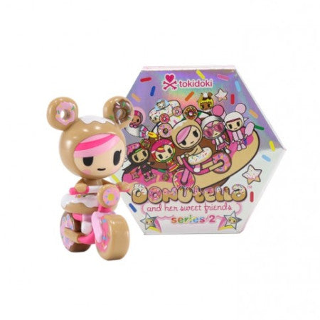 Donutella & Her Sweet Friends Series 2 Blind Box