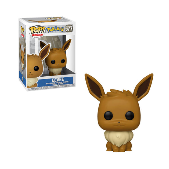 POP! Games - Pokemon: Eevee #577