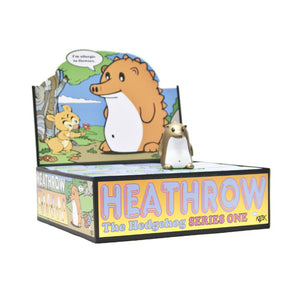 Heathrow the Hedgehog Series 1 Blind box