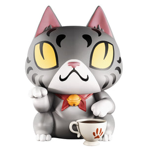 "Toshi Neko Series: Kweeny 4"" Vinyl Art Collectible"
