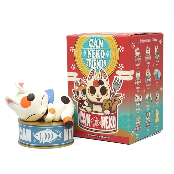 Can Neko Friends Blind Box Mini Series