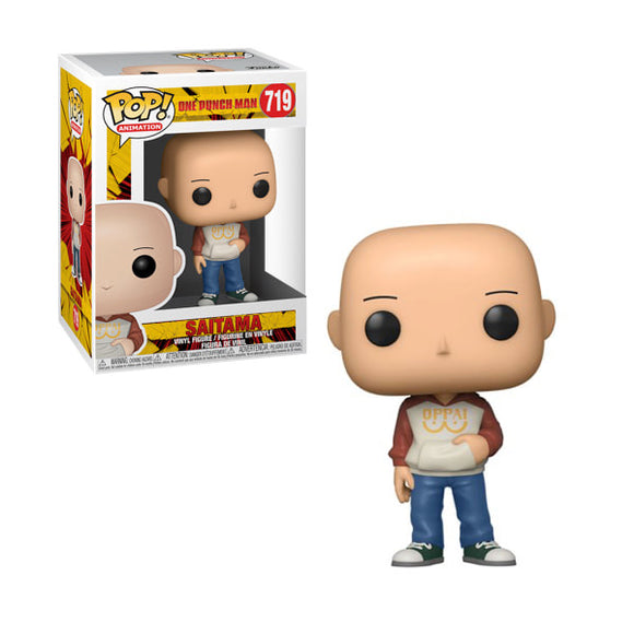 POP! One Punch Man: Casual Saitama #719