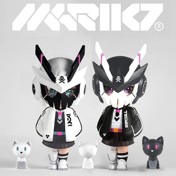MARIKO -  OG Black + Ghost White Edition Set