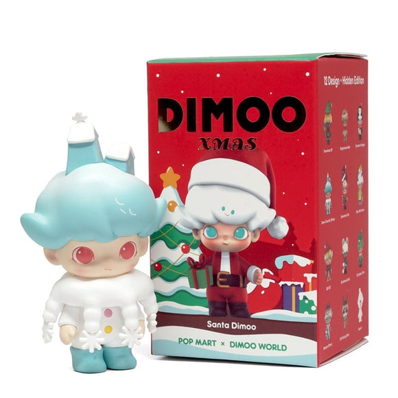 Dimoo Xmas Blind Box Mini Series