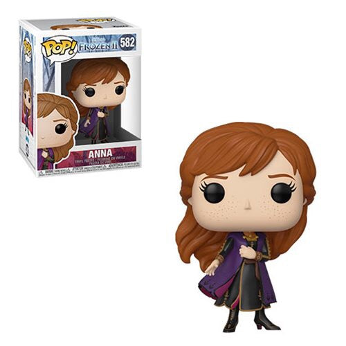 POP! Disney - Frozen 2: Anna #582