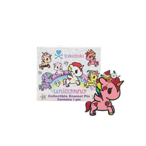 Unicorno Collectible Enamel Pins Blind Box