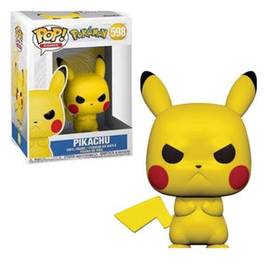 POP! Games - Pokemon: Grumpy Pikachu #598