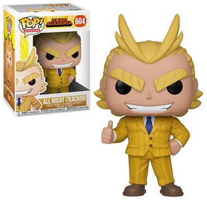 POP! Anime - My Hero Academia: Teacher All Might #605
